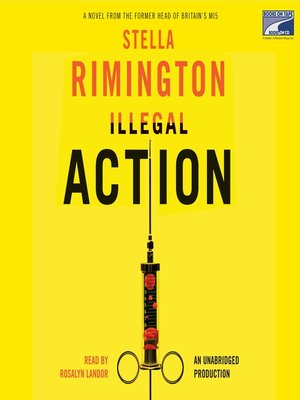 cover image of Illegal Action