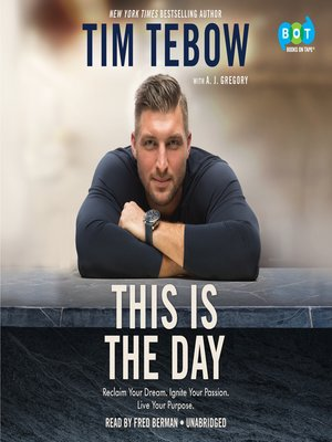 cover image of This Is the Day
