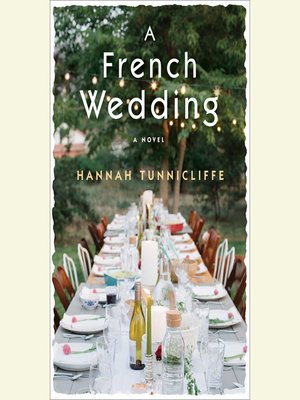 cover image of A French Wedding