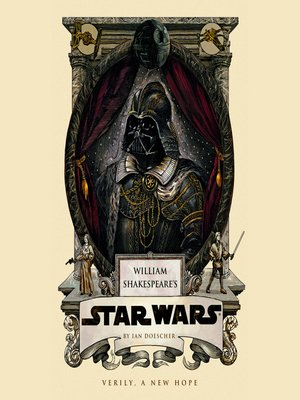 cover image of William Shakespeare's Star Wars