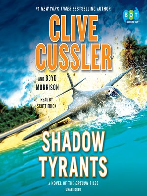 cover image of Shadow Tyrants
