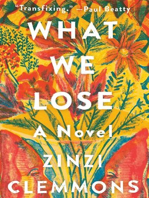 cover image of What We Lose