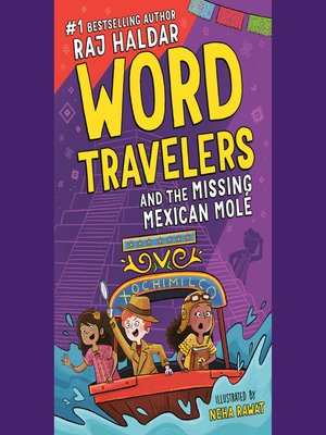 cover image of The Word Travelers and the Missing Mexican Molé