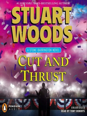 cover image of Cut and Thrust