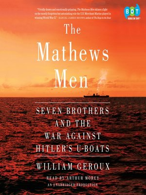 cover image of The Mathews Men