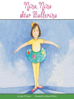 cover image of Nina, Nina Star Ballerina