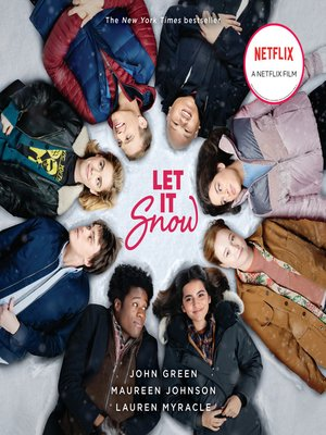cover image of Let It Snow (Movie Tie-In)