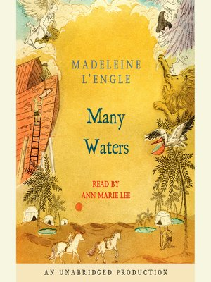 cover image of Many Waters