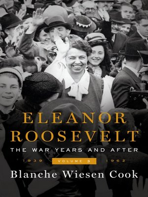cover image of Eleanor Roosevelt, Volume 3