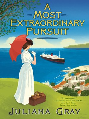 cover image of A Most Extraordinary Pursuit