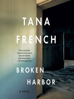 cover image of Broken Harbor