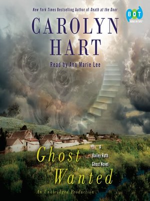 cover image of Ghost Wanted