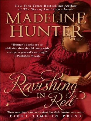 cover image of Ravishing in Red