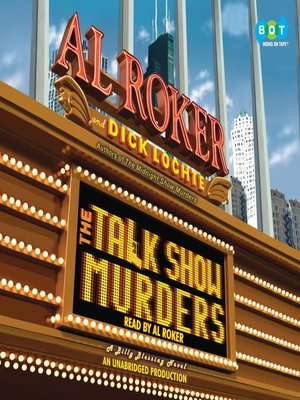 cover image of The Talk Show Murders