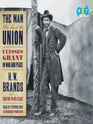 cover image of The Man Who Saved the Union