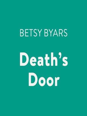 cover image of Death's Door