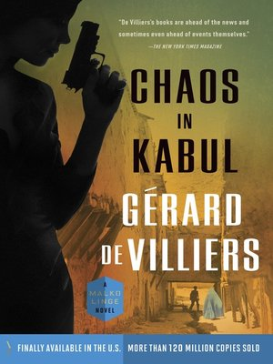 cover image of Chaos in Kabul