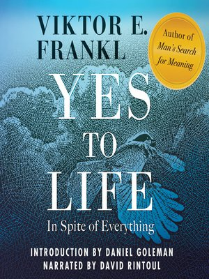 cover image of Yes to Life