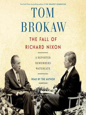 cover image of The Fall of Richard Nixon
