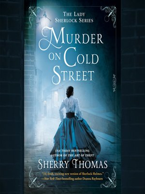 cover image of Murder on Cold Street