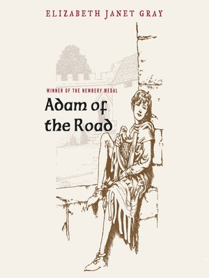 cover image of Adam of the Road