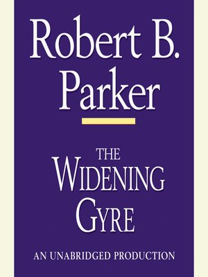 cover image of The Widening Gyre
