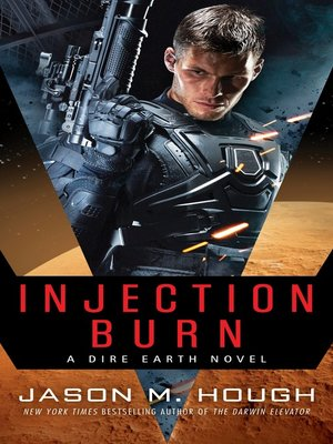 cover image of Injection Burn