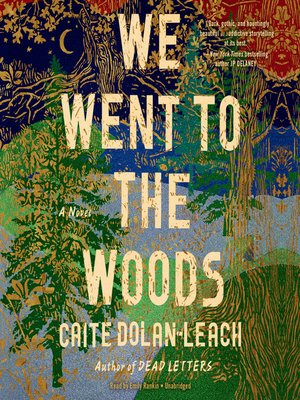 cover image of We Went to the Woods