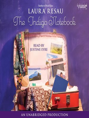 cover image of The Indigo Notebook