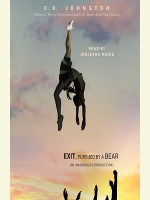 cover image of Exit, Pursued by a Bear