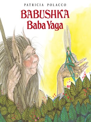 cover image of Babushka Baba Yaga
