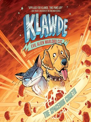 cover image of Klawde