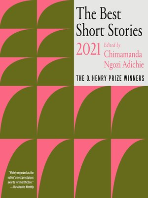 cover image of The Best Short Stories 2021