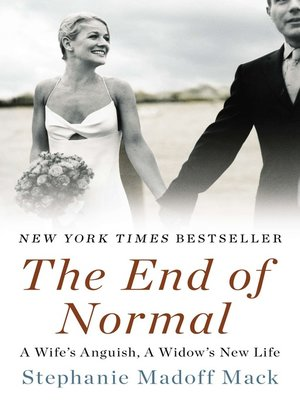 cover image of The End of Normal