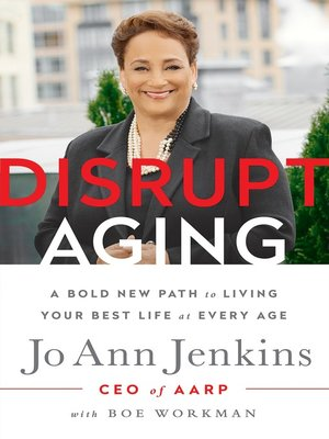 cover image of Disrupt Aging