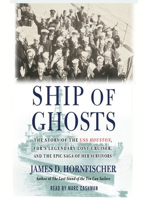 cover image of Ship of Ghosts