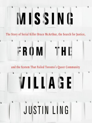 cover image of Missing from the Village