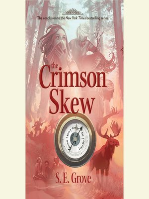 cover image of The Crimson Skew