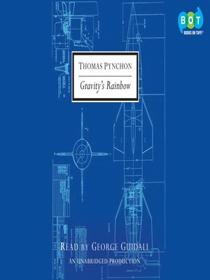 cover image of Gravity's Rainbow