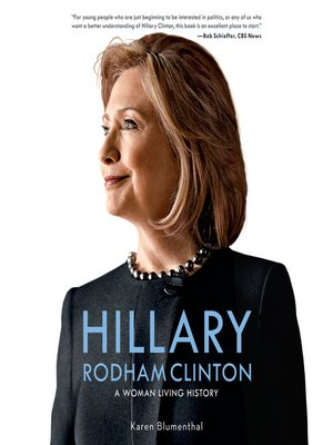 cover image of Hillary Rodham Clinton