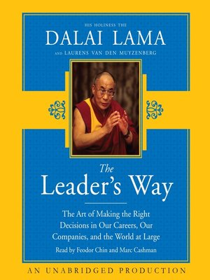 cover image of The Leader's Way