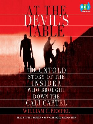 cover image of At the Devil's Table