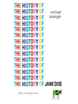 cover image of The History of Jane Doe