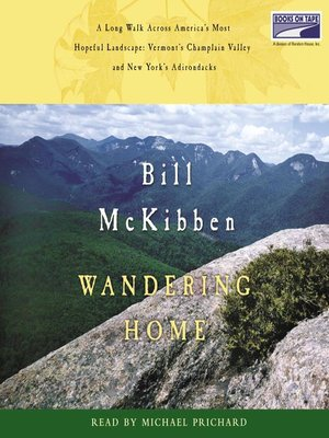 cover image of Wandering Home