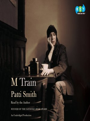 cover image of M Train