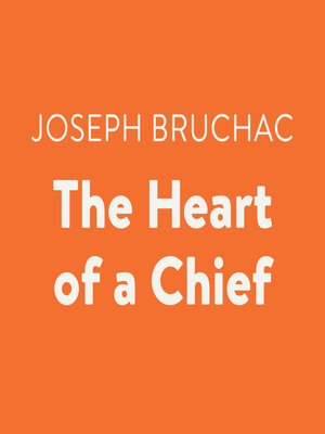 cover image of The Heart of a Chief