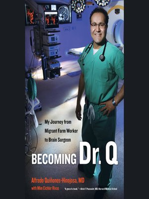 cover image of Becoming Dr. Q