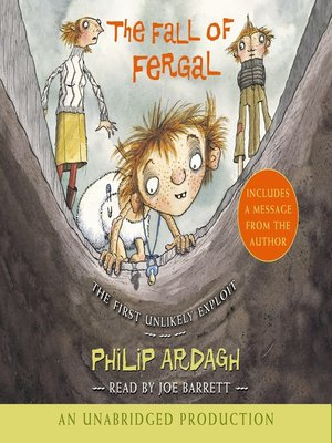 cover image of The Fall of Fergal