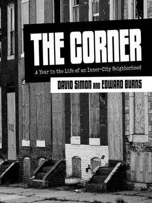 cover image of The Corner
