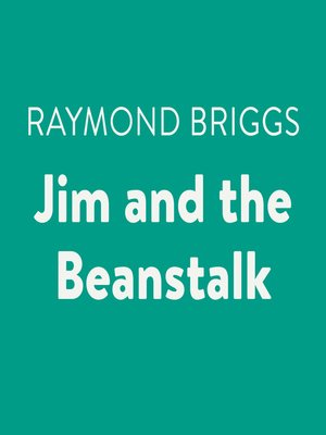 cover image of Jim and the Beanstalk